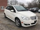 Used 2010 Mercedes-Benz B 200 NO ACCIDENT - SAFETY & WARRANTY INCLUDED for sale in Cambridge, ON