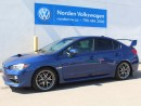 Used 2015 Subaru WRX STI Sport-tech Package 4dr All-wheel Drive Sedan for sale in Edmonton, AB