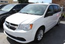 Used 2014 Dodge Grand Caravan SXT Power Doors Stow & Go NAV for sale in Brampton, ON