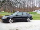Used 2002 Saab 9-3 SE BLACK for sale in Flesherton, ON