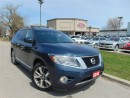 Used 2014 Nissan Pathfinder PLATINUM- NAVIGATION-DVD-LEATHER-SUNROOF for sale in Scarborough, ON