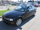 Used 2002 BMW 3 Series 325Ci,Sport coupe for sale in Scarborough, ON