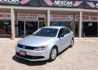 Used 2013 Volkswagen Jetta TRENDLINE 5 SPEED A/C CRUISE CONTROL 91K for sale in North York, ON