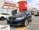 Used 2013 Honda Accord Sedan Touring, one owner, clean carproof for sale in Scarborough, ON