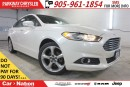 Used 2013 Ford Fusion PRE-CONSTRUCTION SALE| SE| NAV| SUNROOF| REAR CAM| for sale in Mississauga, ON