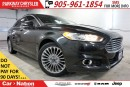 Used 2013 Ford Fusion PRE-CONSTRUCTION SALE| TITANIUM| AWD| LOADED| for sale in Mississauga, ON