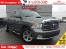 Used 2011 Dodge Ram 1500 SPORT | NAV | LEATHER | CREW | 4X4 | for sale in Georgetown, ON