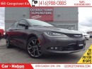 Used 2015 Chrysler 200 S | NAV | PANO ROOF | BACK UP CAM | for sale in Georgetown, ON
