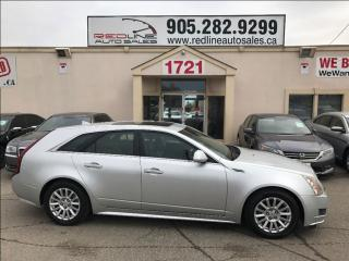 Used 2010 Cadillac CTS 3.0L, Panoramic roof, Navi, WE APPROVE ALL CREDIT for sale in Mississauga, ON