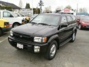 Used 1997 Infiniti QX4 4dr Luxury SUV 4WD for sale in Surrey, BC