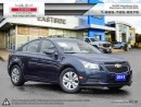 Used 2014 Chevrolet Cruze REMOTE START!! HEATED MIRRORS!! BLUETOOTH for sale in Markham, ON