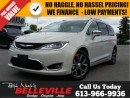 Used 2017 Chrysler Pacifica Limited-Navigation-DVD Player for sale in Belleville, ON