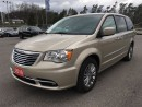 Used 2016 Chrysler Town & Country Touring - Loaded - Nav - Heated Seats for sale in Norwood, ON