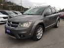 Used 2013 Dodge Journey Crew for sale in Norwood, ON