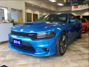Used 2016 Dodge Charger SRT 392 - Beautiful Shape - Nicely Featured for sale in Norwood, ON