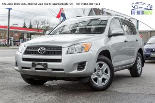 Used 2010 Toyota RAV4 AWD 1-Owner NO Accidents for sale in Caledon, ON