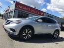 Used 2016 Nissan Murano Platinum, 360° Camera, Nav, BSM, Panoramic Roof!! for sale in Surrey, BC