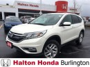 Used 2016 Honda CR-V EX for sale in Burlington, ON