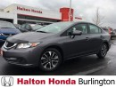 Used 2015 Honda Civic Sedan EX for sale in Burlington, ON