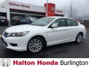 Used 2014 Honda Accord Sedan LX for sale in Burlington, ON