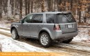 Used 2013 Land Rover LR2 HSE, AWD, Navi, Backup cam for sale in Winnipeg, MB