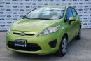 Used 2011 Ford Fiesta SE for sale in Welland, ON
