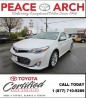 Used 2014 Toyota Avalon XLE-NAV/SUNROOF/LEATHER/CAMERA for sale in Surrey, BC