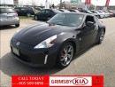 Used 2013 Nissan 370Z ONLY 34, 000 KM'S!!!!! for sale in Grimsby, ON