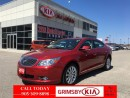 Used 2013 Buick LaCrosse Ultra Luxury ONE OWNER!!! for sale in Grimsby, ON