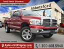 Used 2008 Dodge Ram 1500 SLT Clean truck w/ Leather heated seats for sale in Abbotsford, BC