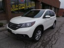 Used 2014 Honda CR-V Touring Leather, Sunroof, Navi, DVD for sale in Woodbridge, ON