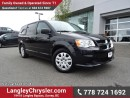Used 2015 Dodge Grand Caravan SE/SXT ACCIDENT FREE w/ POWER WINDOWS/LOCKS, STOW N GO SEATS & A/C for sale in Surrey, BC