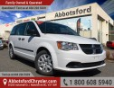 Used 2015 Dodge Grand Caravan SE/SXT ONE OWNER for sale in Abbotsford, BC