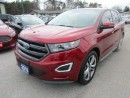 Used 2015 Ford Edge LOADED SPORT EDITION 5 PASSENGER 2.7L - V6.. AWD.. HEATED/AC SEATS.. NAVIGATION.. BACK-UP CAMERA.. FACTORY WARRANTY.. for sale in Bradford, ON