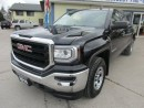 Used 2016 GMC Sierra 1500 HARD WORKING SLE MODEL 6 PASSENGER 5.3L - VORTEC.. 4X4.. QUAD-CAB.. SHORTY.. BACK-UP CAMERA.. BLUETOOTH.. FACTORY WARRANTY.. for sale in Bradford, ON