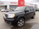 Used 2013 Honda Pilot EX-L... NO ACCIDENTS... LEATHER... SUNROOF for sale in Milton, ON
