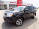 Used 2013 Honda Pilot EX-L... NO ACCIDENTS... LEATHER... DEAL PENDING for sale in Milton, ON