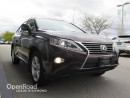 Used 2013 Lexus RX 350 Premium 2 Package - Ceritified for sale in Richmond, BC