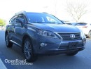 Used 2013 Lexus RX 350 Touring for sale in Richmond, BC