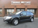 Used 2009 Dodge Journey SE 7-PASSENGER 4-CYLINDER DVD! for sale in Mississauga, ON