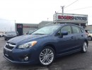 Used 2013 Subaru Impreza - HATCH - 5SPD - SUNROOF for sale in Oakville, ON