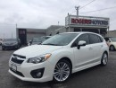 Used 2014 Subaru Impreza LTD - HATCH - NAVI - LEATHER for sale in Oakville, ON