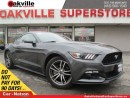 Used 2016 Ford Mustang EcoBoost | 6 SPD M/T | RECARO SEATS | ALLOYS | for sale in Oakville, ON