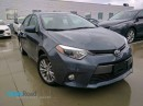 Used 2015 Toyota Corolla CE A/T No Accident Local Bluetooth Sunroof Rearview Cam TCS ABS Power Lock Power WIndow for sale in Port Moody, BC