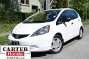 Used 2013 Honda Fit DX-A + LOW KMS + ACCIDENTS FREE + CERTIFIED! for sale in Vancouver, BC