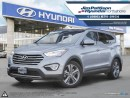Used 2016 Hyundai Santa Fe XL Limited AWD w/Saddle for sale in Surrey, BC