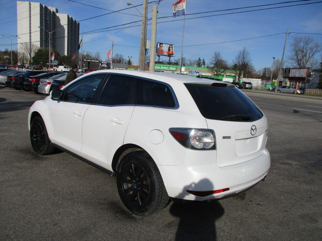 used 2010 mazda cx 7 gx for sale in scarborough ontario. Black Bedroom Furniture Sets. Home Design Ideas