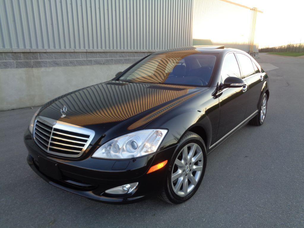2009 Mercedes-Benz S-Class ***SOLD***