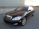 Used 2007 Mercedes-Benz S-Class S550 - NAVIGATION - 1 OWNER - LWB for sale in Etobicoke, ON