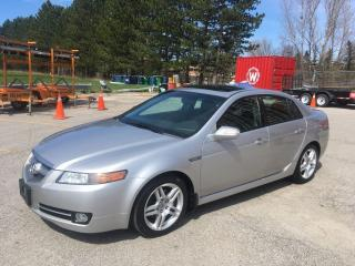 Used 2008 Acura TL w/Nav Pkg for sale in Scarborough, ON